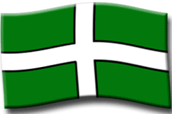 The Devon Flag